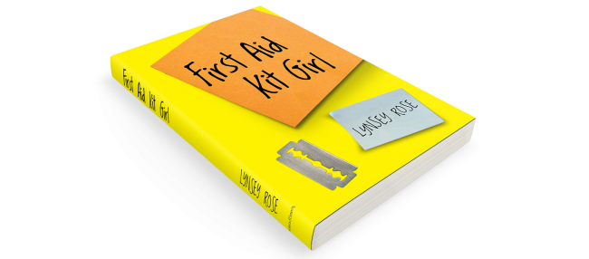 First Aid Kit Girl book cover